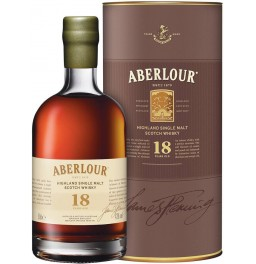 "Виски ""Aberlour"" 18 Years Old Double Cask, in tube, 0.5 л"