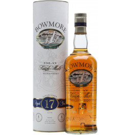 Виски Bowmore 17 Years Old, in tube, 0.7 л