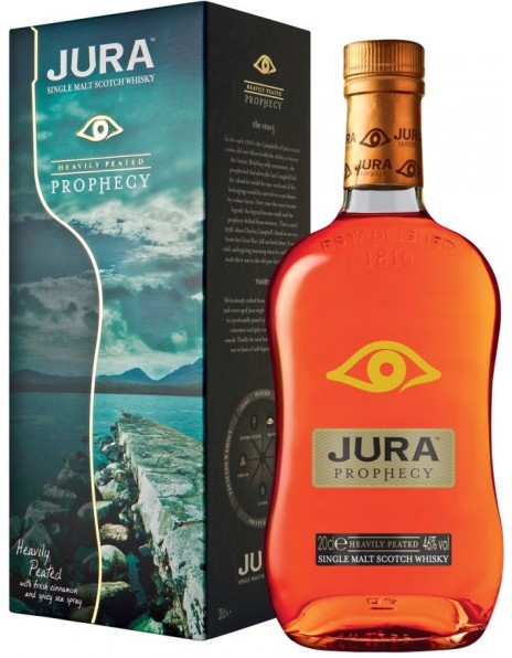 "Виски Isle Of Jura, ""Prophecy"", gift box, 0.7 л"